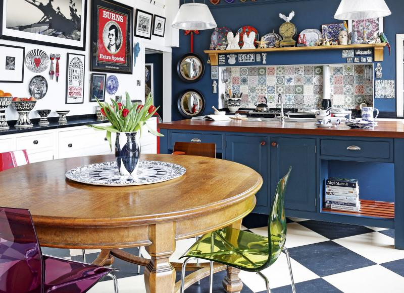 take a tour of this unique modern country kitchen - the room edit