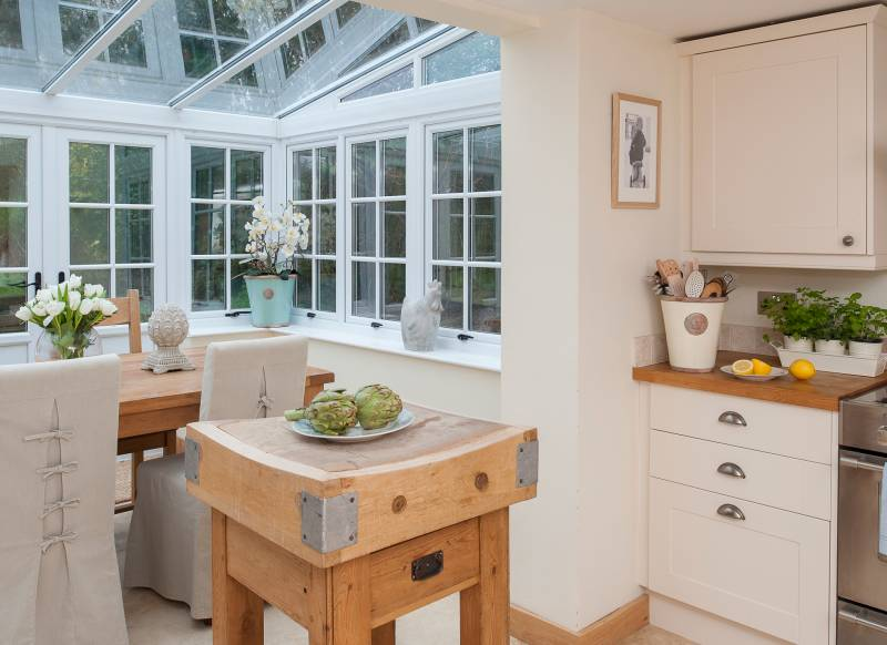 Open Up With Eenhancing Ideas For Kitchen Extensions The
