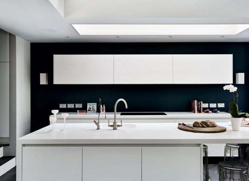 White Kitchen Feature Wall pick the perfect kitchen cabinetry for a look you will love for