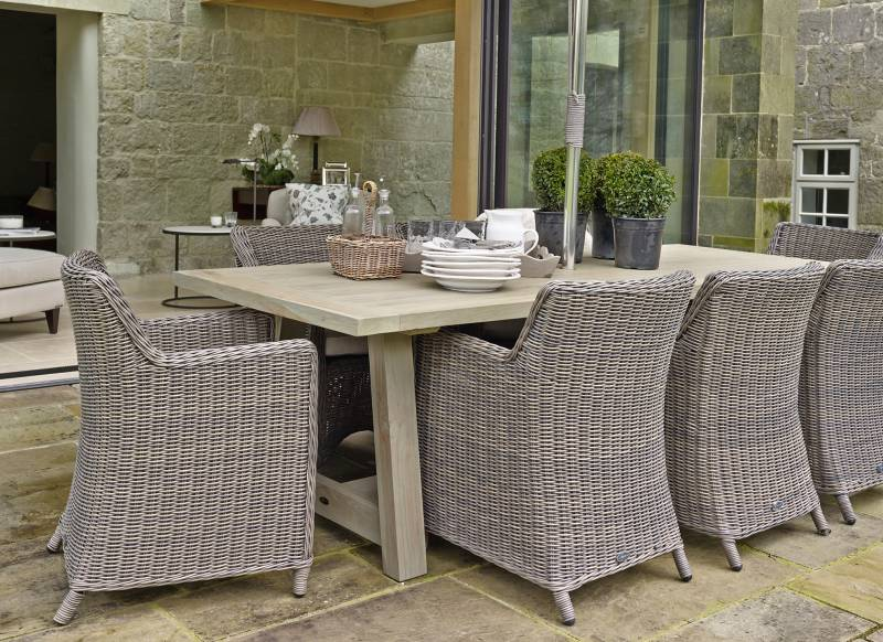 Pep Up Your Outside Space With Stylish Tables And Chairs The Room Edit