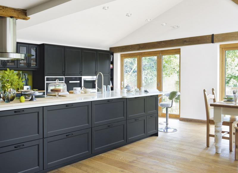 Open up with space enhancing ideas for kitchen extensions for Extension to kitchen ideas