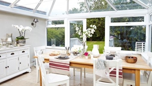 Ideas for conservatories the room edit for Conservatory dining room design ideas