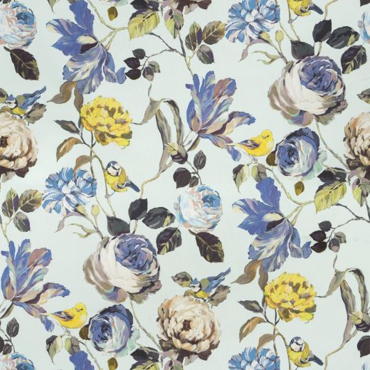 Prestigious Country Garden Porcelain Wallpaper