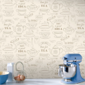 Graham & Brown Superfresco Easy Afternoon Tea Wallpaper