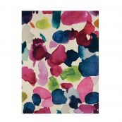 Bluebellgray Abstract Rug