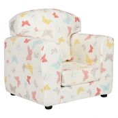 Little Home Butterflies Armchair