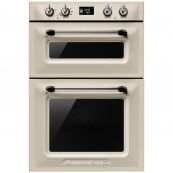Smeg DOSF6920P Victoria Built-In Double Oven