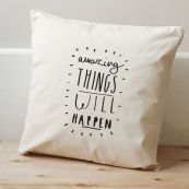 Amazing Things Cushion Cover