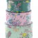 Butterfly Home Set of Three Floral Storage Boxes