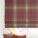 Red Woven Roman Blind