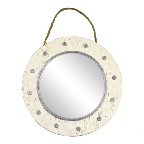 Hamptons Porthole Bathroom Mirror