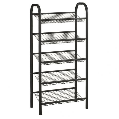 5 Tier Shoe Rack