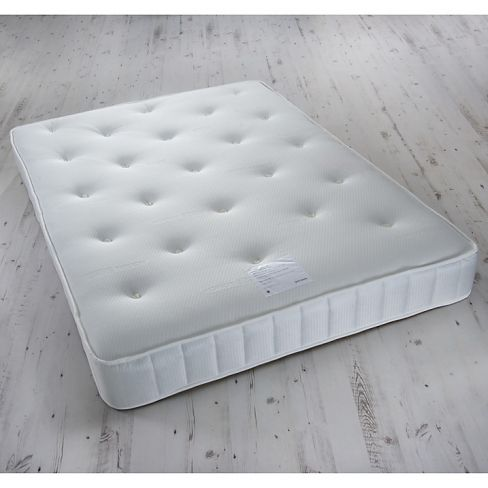 Essentials Collection Pocket Spring 1000 No Turn Double Mattress