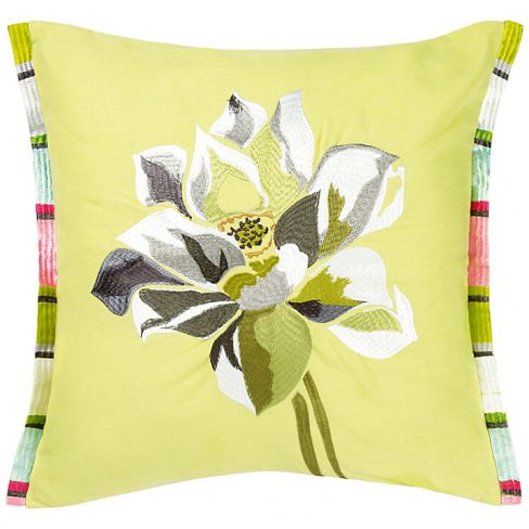 Designers Guild Nymphaea Embroidered Cushion