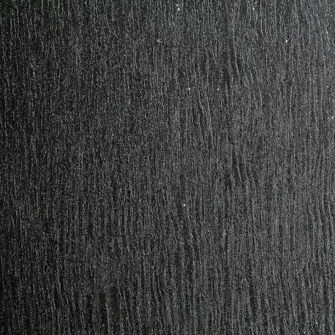 Graham and Brown Disco Glitter Wallpaper in Black
