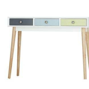 Hygena Lumina Console Table