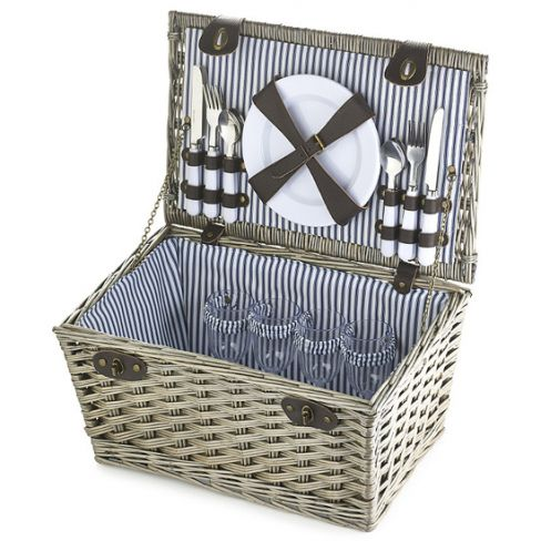 Nautical Picnic Hamper