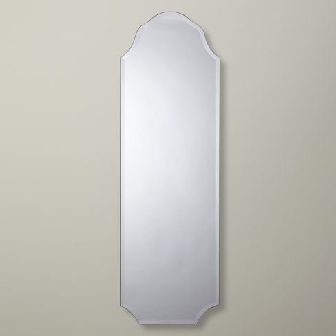 Scallop Full Length Mirror
