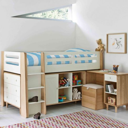 Bunk beds our pick of the best for Cabin beds for small rooms