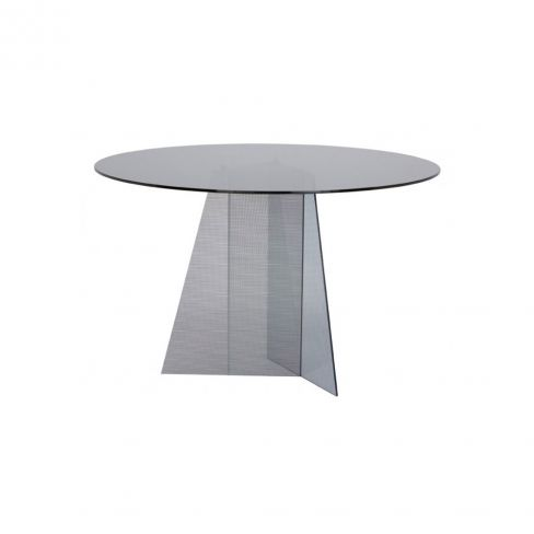 Tom Dixon Trace Glass Dining Table
