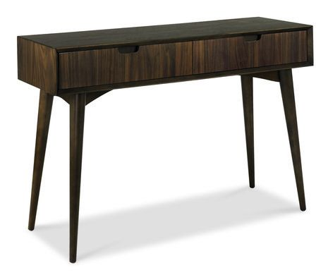 Oslo Walnut Console Table