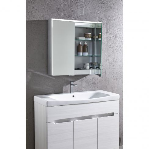 Roper Rhodes Compose Bathroom Cabinet with Bluetooth Connectivity
