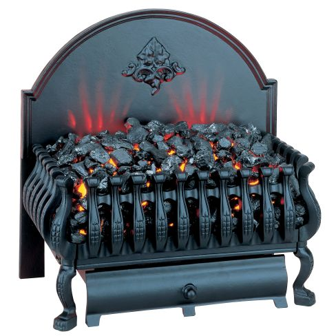 Burley Fuel-effect Cottesmore 224 Electric Fire