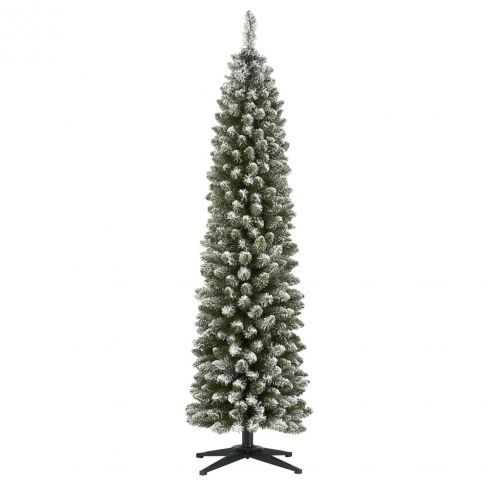 Super-slim Flocked Tree