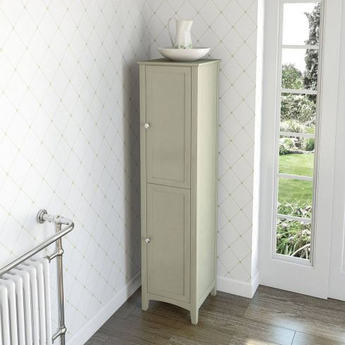 Camberley Sage Tall Unit