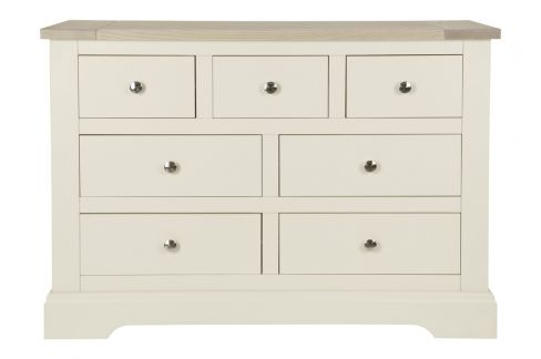 Dorset White Chest of Drawers