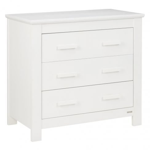Lasko White Chest of Drawers