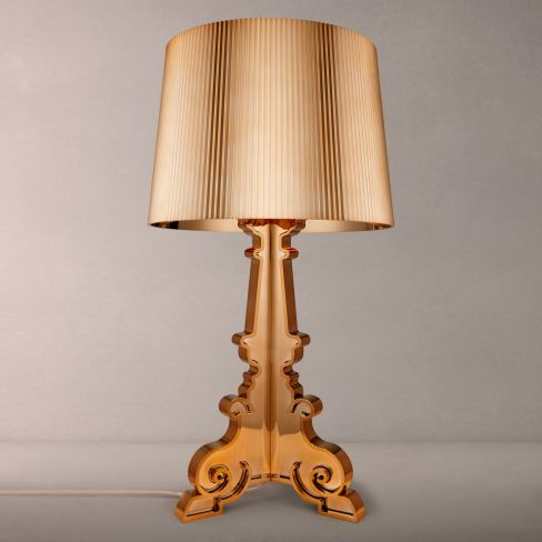 Kartell Bourgie Copper Table Lamp