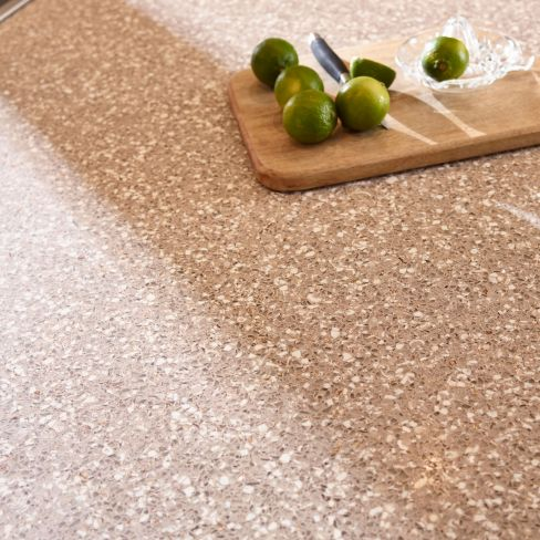 Cooke & Lewis Permian Gemstone Kitchen Worktop