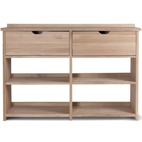 Garden Trading Hambledon Raw Oak Drawer Unit