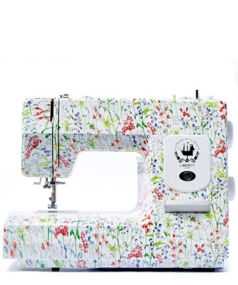 Flowers of Liberty Theodora Liberty Print Sewing Machine