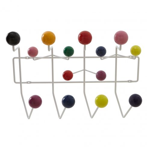 Eames 'Hang it All' Wall Rack Hallway Storage