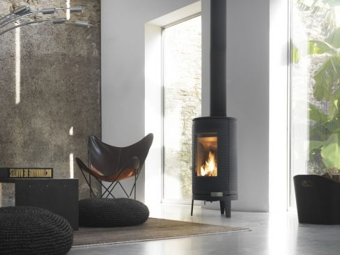 Invicta Okino 7kW Woodburning Stove