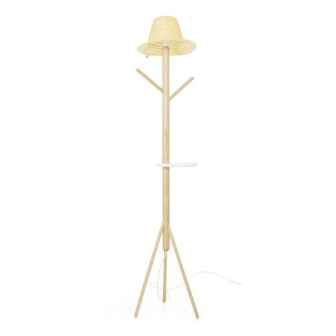 Zé Floor Lamp & Hanger by Dam