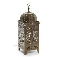 Dreamweave Lantern in Bronze