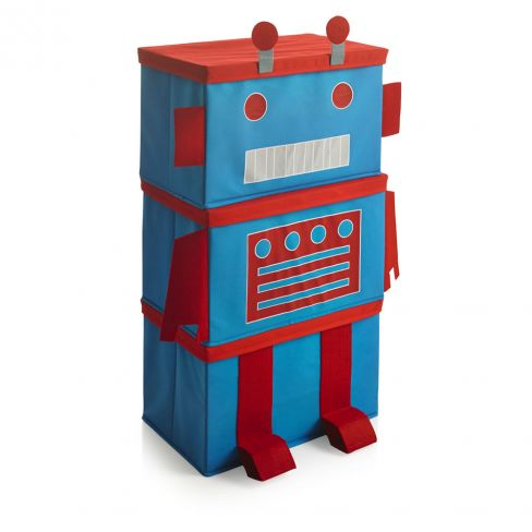 Galaxy Gang Robot Storage Totes
