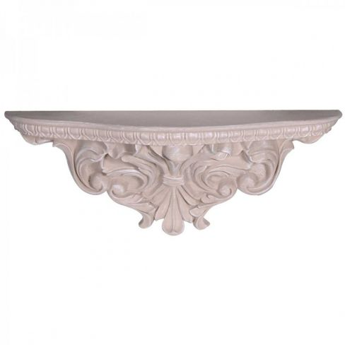 Romeo and Juliet Carved Shelf