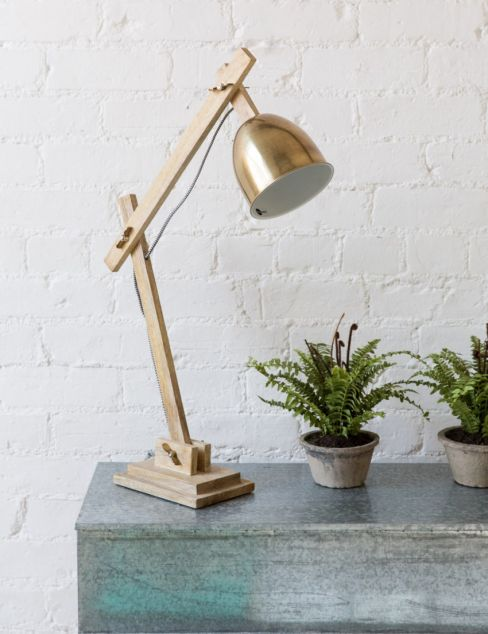 Luxe Loft Table Lamp