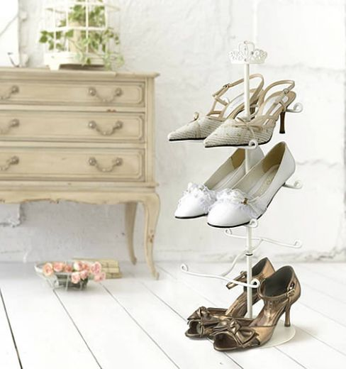 Tiara Heels Shoe Rack