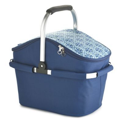Cool Insulated Picnic Basket
