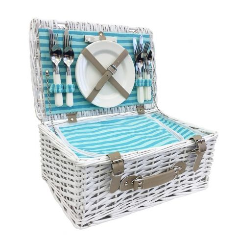Brooks Deluxe Picnic Basket