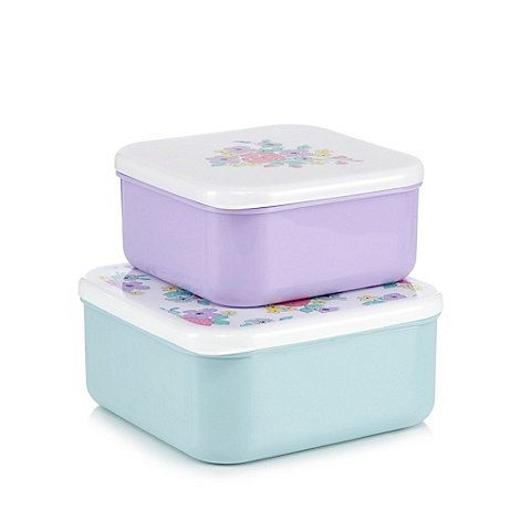 Ditsy Floral Print Snack Boxes