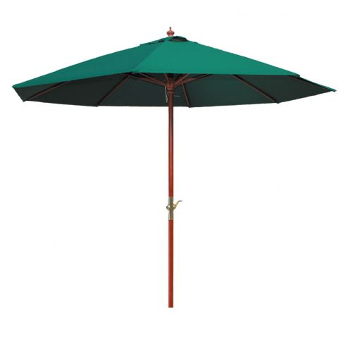 Cozy Bay Green Parasol