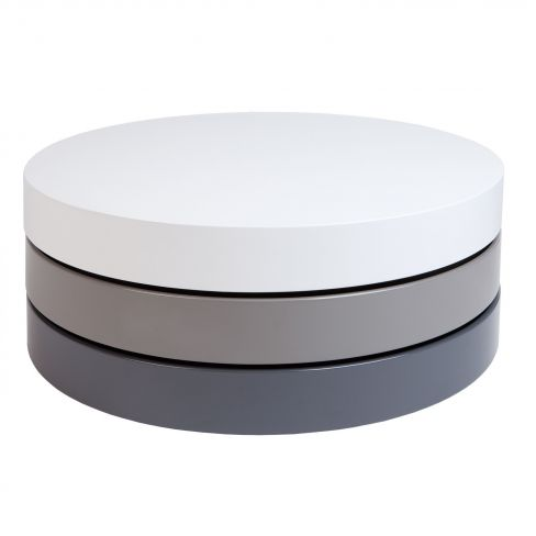 Greenapple Spiral Round Coffee Table