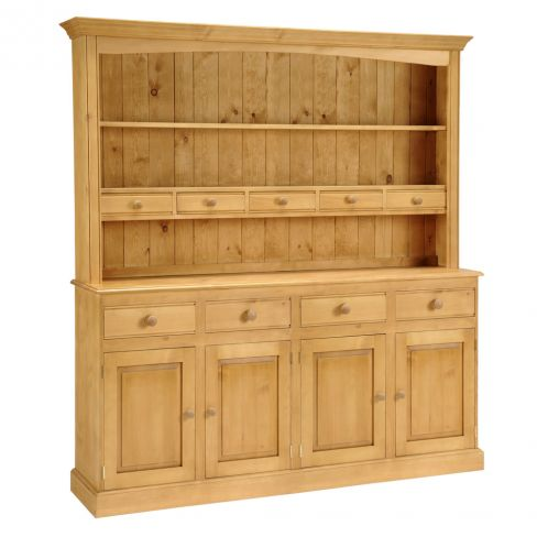 Farmhouse Pine Kitchen Dresser