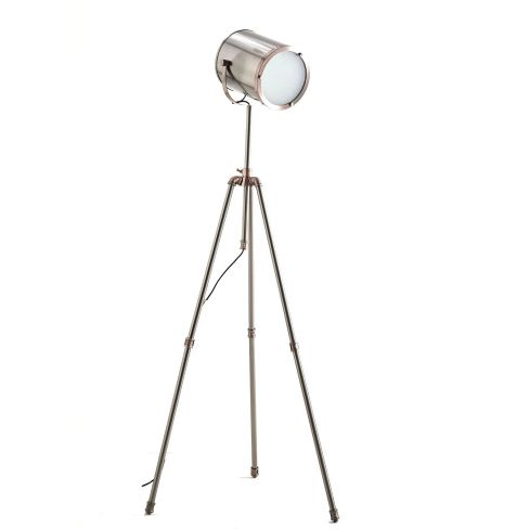 Isaac Camera Tripod Floor Lamp
